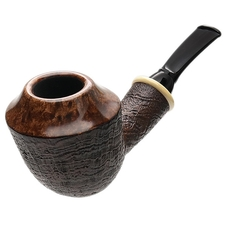 Wolfgang Becker Partially Sandblasted Stetson with Mammoth (Wolf Paw)