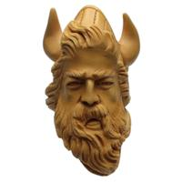 AKB Meerschaum Carved Viking (Ali) (with Case)