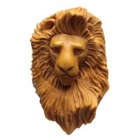 AKB Meerschaum Carved Lion Head (Kenan) (with Case)