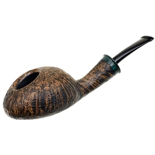 Gamboni Sandblasted Bent Apple