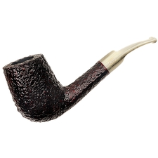 Rossi Free Rusticated Dark Brown Bent Billiard (6mm)