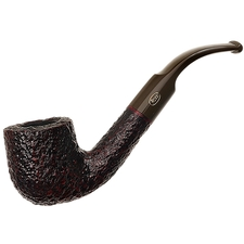Rossi Free Rusticated Dark Brown Bent Pot (6mm)