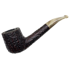 Rossi Free Rusticated Dark Brown Bent Pot (6mm)
