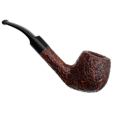 Rossi Free Rusticated Brown Bent Apple (6mm)