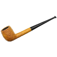 Nate King Sandblasted Pencil Shank Billiard (262)