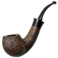 Nate King Sandblasted Bent Egg (283)