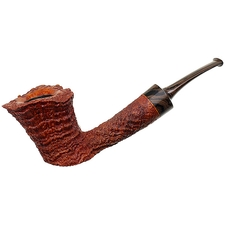 Nate King Sandblasted Bent Dublin Sitter (295)