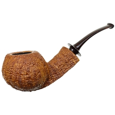 Nate King Sandblasted Bent Apple (291)