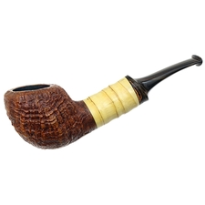 Nate King Sandblasted Cobra with Buddha Bamboo (355)