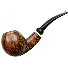 Scott Thile Smooth Bent Egg with Celluloid (FH) (335)