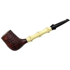 Scott Thile Sandblasted Billiard with Bamboo (367)