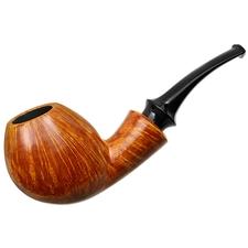 Tsuge Ikebana Smooth Bent Brandy (Kikuchi) (G) (022)