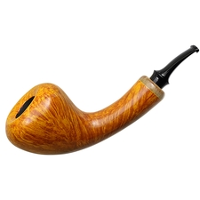 Tsuge Ikebana Smooth Acorn with Horn (G) (096)