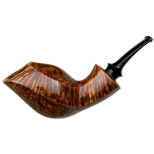 Tsuge Ikebana Smooth Bent Egg (N) (182) (2017)
