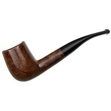 Genod Smooth Meerschaum Lined Bent Billiard
