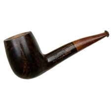Genod Nosewarmer Smooth Bent Billiard with Briar Stem