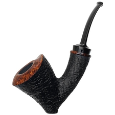Yeti Partially Sandblasted Bent Dublin Sitter (280)