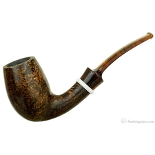 BriarWorks Icarus Dark Smooth Bent Egg