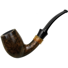 Icarus Dark Smooth Bent Egg