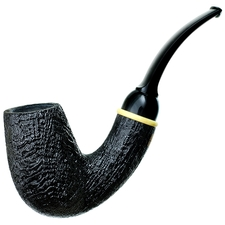 Neptune Dark Sandblasted Bent Stack