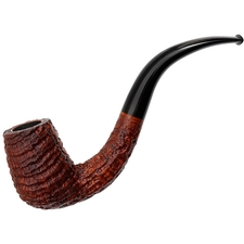Martelo Sandblasted Bent Billiard