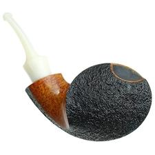 BriarWorks Light Partially Sandblasted Blowfish