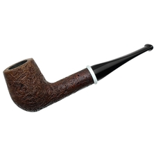 BriarWorks Classic Brown Sandblasted Billiard