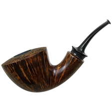 BriarWorks Handmade Dark Smooth Bent Dublin