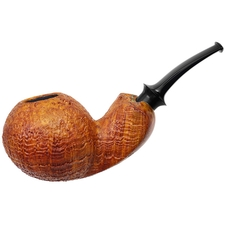 Davide Iafisco Sandblasted Bent Apple (Gr 4)
