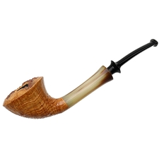 Davide Iafisco Sandblasted Bent Dublin with Horn