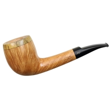 Mimmo Provenzano Smooth Bent Acorn with Olivewood (B)