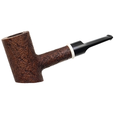BriarWorks Classic Brown Sandblasted Poker