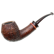 Chheda Sandblasted Rhodesian with Tulipwood (298)