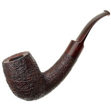 Chheda Sandblasted Bent Billiard (4) (262)