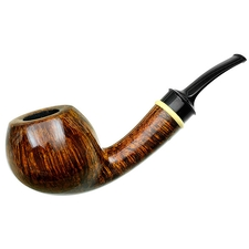 Steve Liskey Smooth Bent Apple with Boxwood