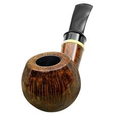 Steve Liskey Smooth Bent Apple with Boxwood