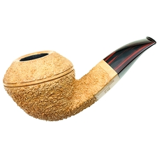 Cardinal House Munn Rusticated Stubby Bent Bulldog