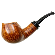 Bill Shalosky Smooth Tipsy Bent Brandy with Blackwood