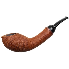 Bill Shalosky Sandblasted Sparrow with Kingwood (242)