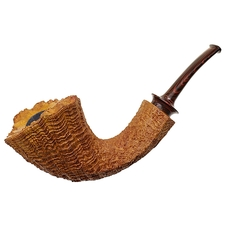 Bill Shalosky Sandblasted Bent Dublin (258)