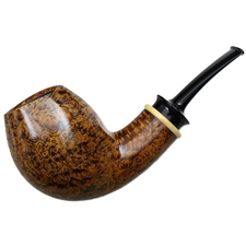 Bill Shalosky Smooth Bent Egg with Boxwood (299)