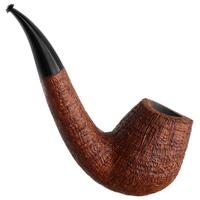 Jared Coles Sandblasted Bent Brandy (1821)
