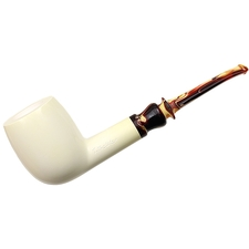 CAO Meerschaum Bekler Smooth Billiard (with Case)