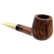 Tao Smooth Billiard with Antique Whale Tooth