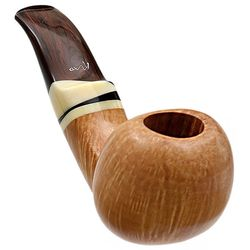 Tao Smooth Bent Apple with Antique Whale Tooth