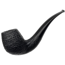 Lan Zhenjun Sandblasted Bent Billiard