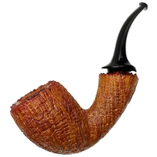 David Huber Sandblasted Bent Acorn
