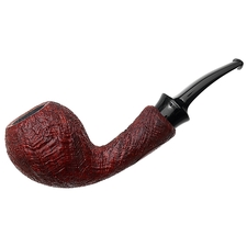 Alan Brothers Del Mar Oxblood Sandblasted