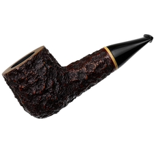 G. Penzo Rusticated Nosewarmer Billiard with Boxwood (Mountain) (1A)