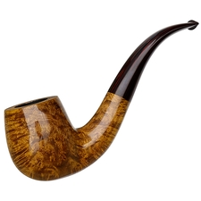 G. Penzo Smooth Bent Billiard (Flame) (4A)